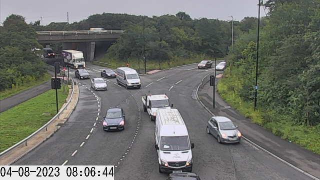 North Tyneside - A191 Holystone Way / Francis Way   North